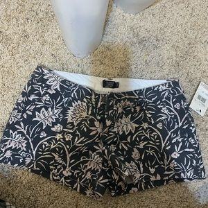 "volcom 2.5"" shorts women ladies frochickie leaves"